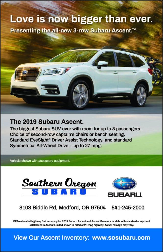 Southern OR Subaru